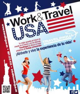 Work and travel Travelingua 2014