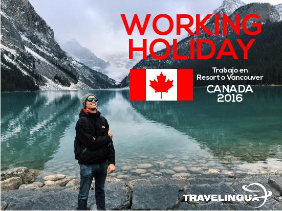 Javier Rubio_Working Holiday Canada_Resort_2015_Travelingua 15